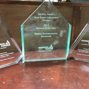 Georgia Power awards
