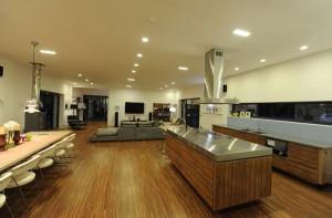 LED lighting in home