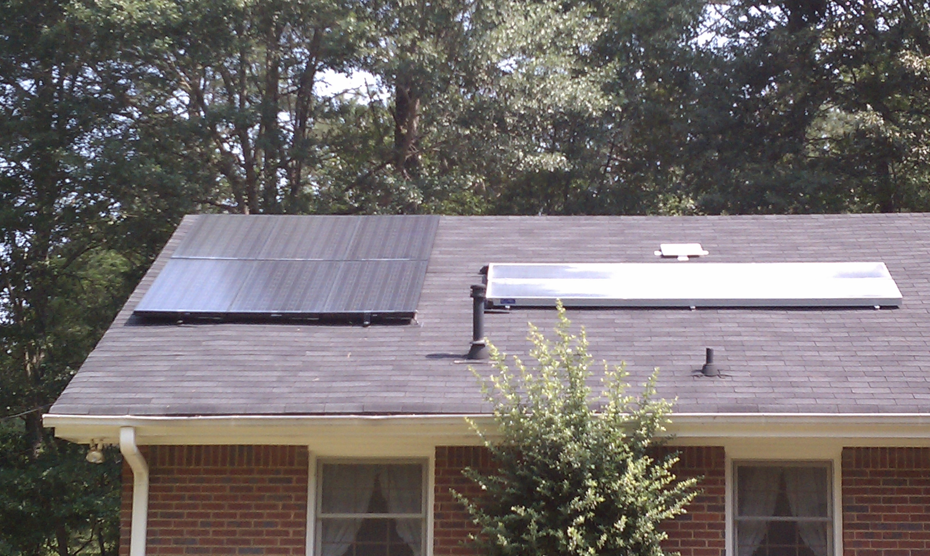Solar Power And Solar Air Conditioning Energy
