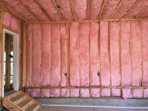 Fibreglass insulation energy conservation solutions for Batt insulation r value